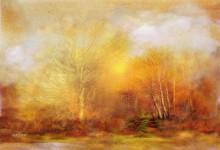 14张来自于V.Kelly的绘画作品欣赏