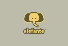 16个以大象主题的创意Logo设计
