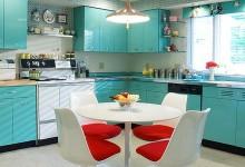 25个美丽时尚的厨房装修设计