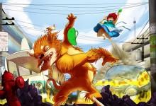 43个儿童动物插画作品欣赏