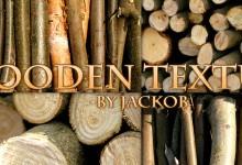 25个免费的木质纹理背景