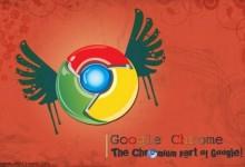 12张Google Chrome浏览器的桌面壁纸
