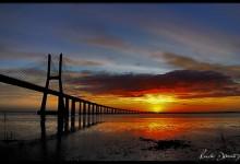 17张绝美的桥和日落摄影照片