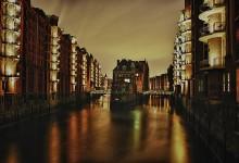 50张时尚的城市夜景摄影照片