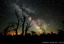 45张迷幻的银河系摄影照片