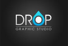 20张以水滴为主题的创意Logo设计