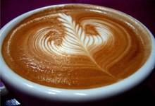 40个漂亮的咖啡泡沫艺术
