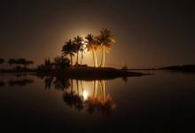 19张迷人的月夜摄影照片