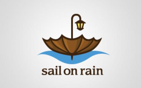 13个以雨伞为主题的创意Logo设计