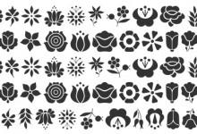 40个免费的高品质象形字体下载