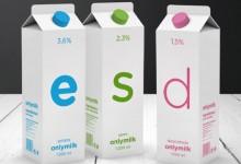 30个创意的牛奶包装设计案例