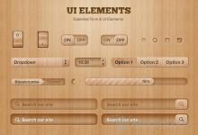35个高品质的UI设计PSD文件下载