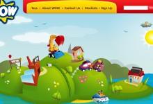 35个对孩子友好的网站设计