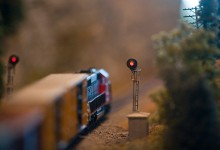 53张创意的铁路模型摄影照片