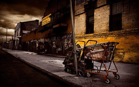 55张被废弃的地方摄影照片