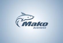 19个以鲨鱼为主题的创意Logo设计