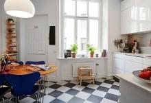 30个欧美风格的厨房设计方案