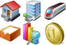 50组最新的免费高品质Icon图标下载