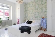 40个北欧风格的壁纸装饰风格