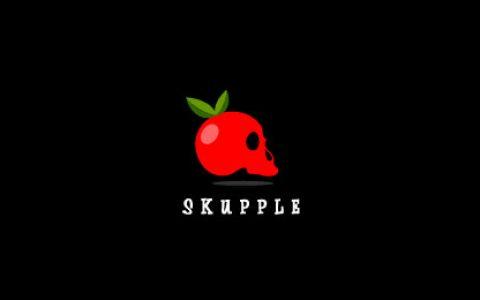 45个以水果和蔬菜为主题的创意Logo设计