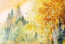 48张风景亮丽的油画作品欣赏