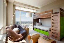 30个创意的双层架子床设计案例