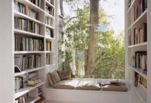36个创意的窗台空间利用设计