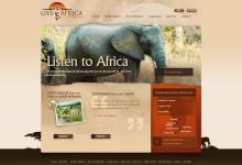 25个创意的旅游网站设计欣赏