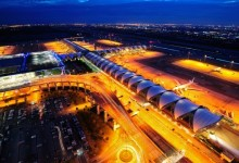 45张世界各地的机场摄影照片