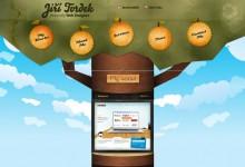 50个创意的网站导航设计