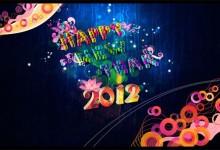 45张精美的2012年新年桌面壁纸
