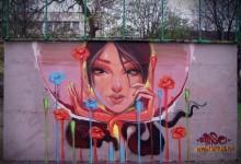 70张创意的街头涂鸦艺术作品