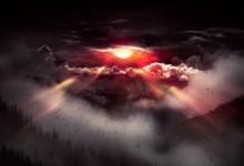 52张关于世界末日的亚光绘画作品