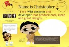 37个创意的关于我们页面设计