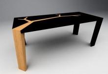创意家具:分支咖啡桌