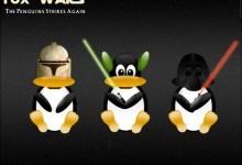 40张Linux吉祥物桌面壁纸