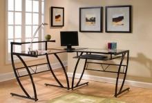 时尚简洁的电脑桌