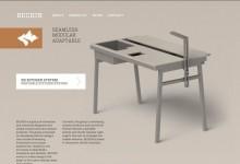 32张简约风格的网站设计案例