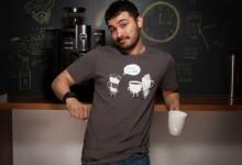 40个创意的T恤图案设计