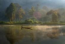 19张宁静美丽的湖水摄影照片