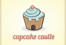 24个以蛋糕为主题的创意Logo设计
