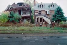 40张老旧建筑的摄影照片