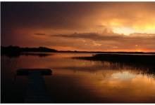 40张绝美的夕阳摄影照片