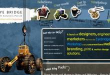 24个创意的导航菜单设计案例