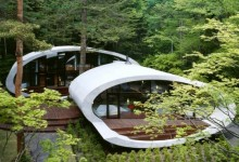 31个创意的建筑设计摄影照片