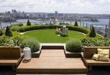 50个城市园林和露台创意设计