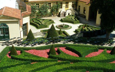 30个创意的花园设计理念