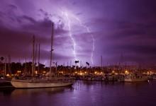 25张极美的闪电摄影照片