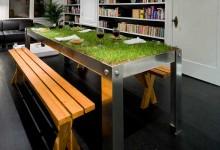 Haiko Cornelissen提供的超有创意野餐桌