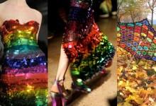 30张颜色艳丽的创意摄影照片